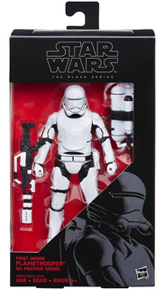 Star Wars The Black Series Flametrooper 16