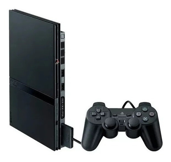 Playstation 2 Com Sistema Opl