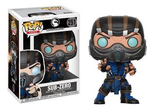 Funko Pop Mortal Kombat Subzero