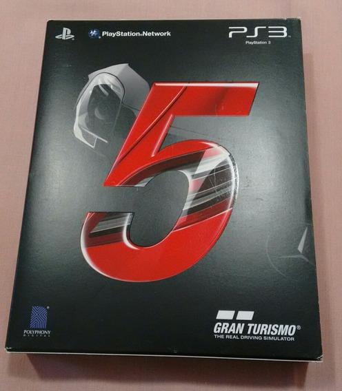 Gran Turismo 5 Para Ps3 Mídia Física