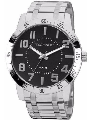 Relógio Technos Masculino Militar 2036loy/1p Aço Oferta