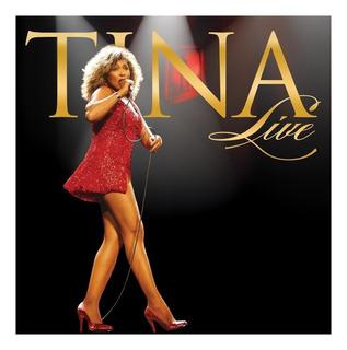 Turner Tina Live! Cd + Dvd Nuevo