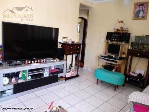 Imagem 1 de 15 de Apartamento Para Venda Em São Paulo, Jardim Campo Limpo, 2 Dormitórios, 1 Banheiro, 1 Vaga - 1906_1-1296816