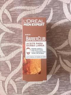 Aceite Para Barba Barberclub De L