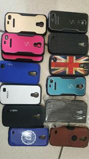 Capa Capinha Galaxy S4 Mini I9190 Capa Flip Promoção
