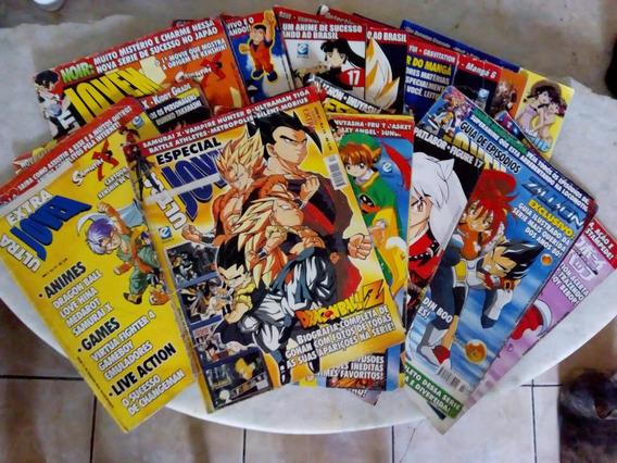 Revistas Ultra Jovem