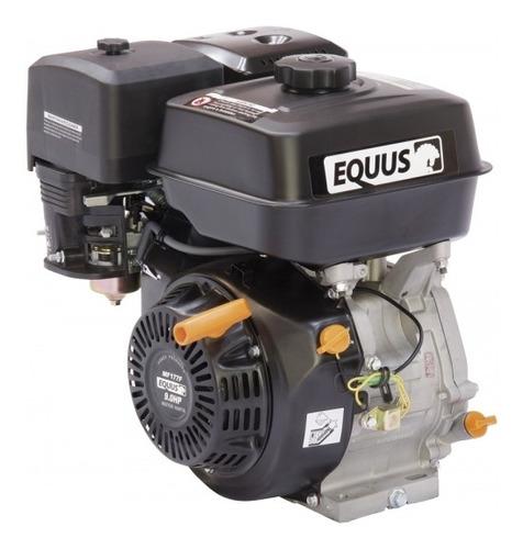 Motor Nafta Equus 4 Tiempos Ohv 6.5hp 196cc + Horimetro