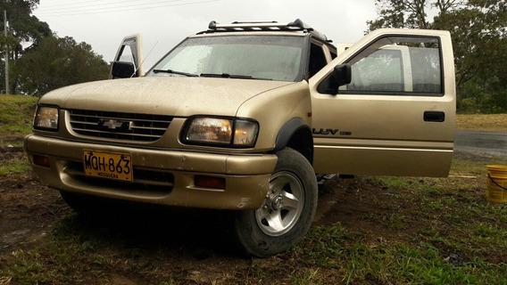 Chevrolet Luv Luv 2300cc 4x4