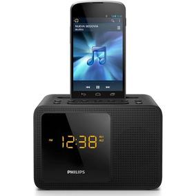 Rádio Relógio Carregador Philips Ajt5300 Bluetooth/fm/usb