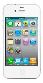 iPhone 4s 32gb Usado Seminovo Branco Celular Usado Bom
