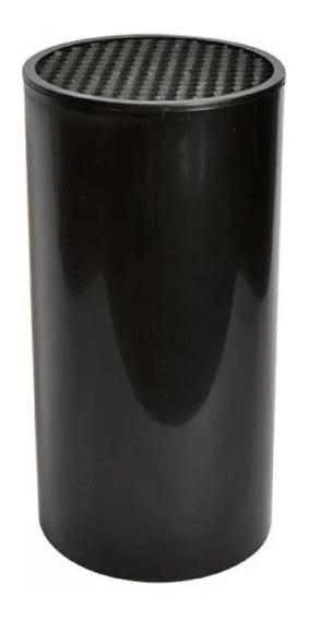 Taco Universal Porta Cuchillos Negro Calidad Premium Palermo