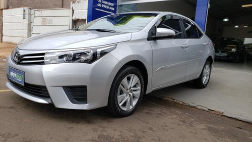 Imagem 1 de 12 de Toyota Corolla Gli Automatico