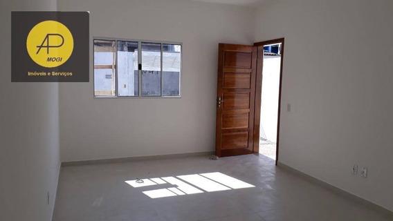 Casa Residencial À Venda, Jd. Camila, Mogi Das Cruzes - Ca0057. - Ca0057