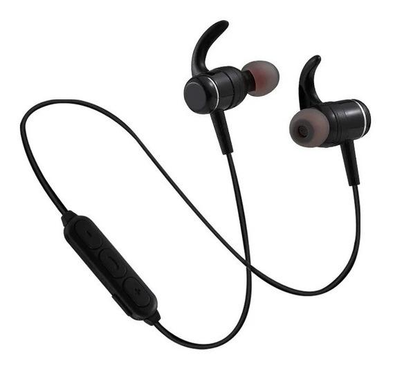 Fone De Ouvido In Ear Bluetooth Sport Headset Xh 300 Até 10m