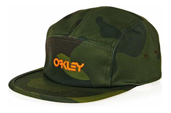 Oakley - Sombrero De Camuflaje Para Hombre, 5 Paneles, Al