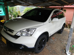 Honda Cr-v Ex 4x4 At 2400cc 2008