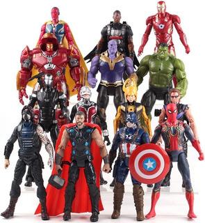 Muñecos Marvel Avengers Infinity War Endgame