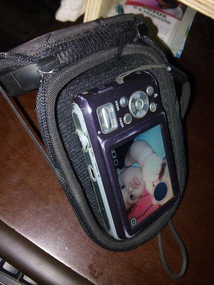 Câmera Digital Samsung Ec-es70-12.2megapixels C/cartao 2gb