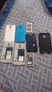 Galaxy S5 Lote De Peças