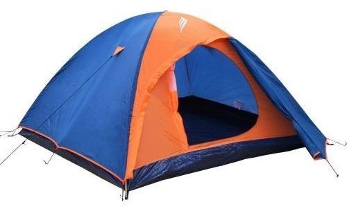 Imagem 1 de 3 de Barraca Camping Com Avanço Falcon 4 Pessoas 210x220 Nautika