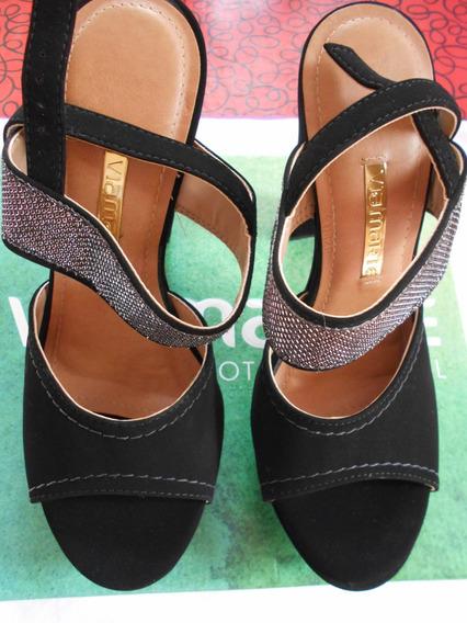 Zapatos De Mujer Marca Viamarte De Fiesta!!! Impecables!!!