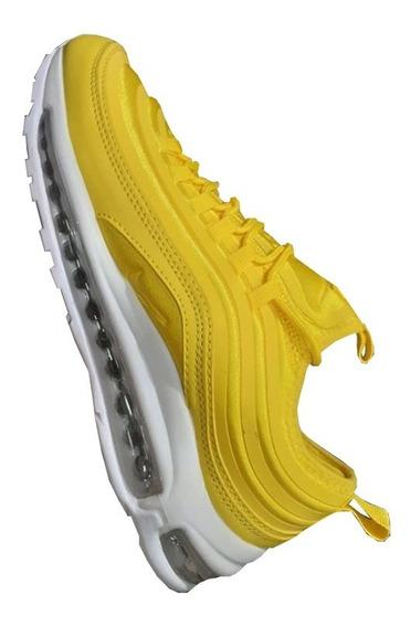 nike air max 97 amarillas hombre