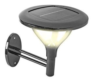 Lampara De Pared Solar Luz Led 40 Lumenes Luz Blanca