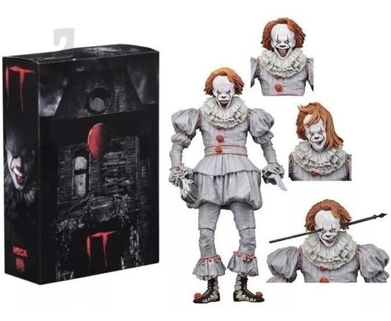 Eso It 2017 Ultimate Pennywise Well House Neca Toylover