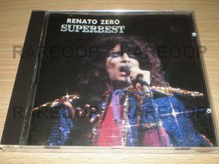Renato Zero Superbest (cd) (italy) I2
