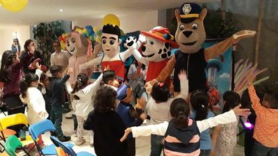 Shows Infantiles, Más De 400 Personajes Diferentes A Elegir
