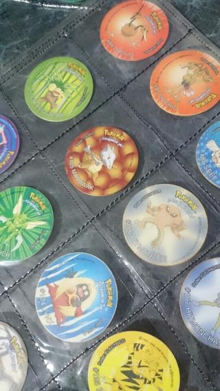 Tazos Pokemon!!! Los 150 Completo