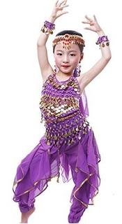 f98c2758e5f3 Disfraz De Bailarina Arabe Para Niña en Mercado Libre Colombia