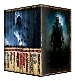 Colección Películas Jason Dvd - Saga Completa Viernes 13 Lat