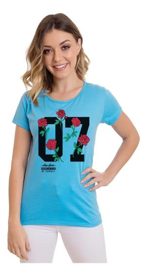 Kit 26 T-shirts Blusas Feminina Para Revenda Roupas Camisas