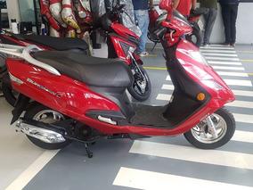 Suzuki - Burgman I 125 Semi-nova!