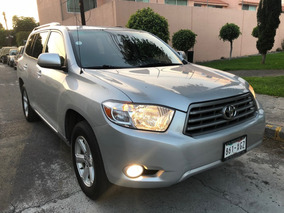 Toyota Highlander Base Premium Sport Piel At