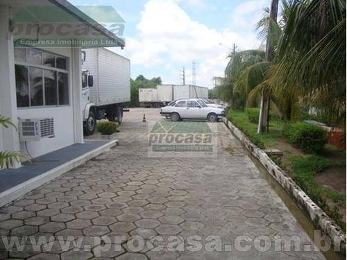 Galpão À Venda, 20 M² Por R$ 4.500.000,00 - Distrito Industrial I - Manaus/am - Ga0021