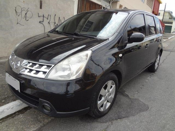 Nissan Livina 2010-1.6 Sl 16v Flex 5p Manual- Muito Top