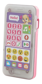 Mi Primer Teléfono De Aprendizaje Fisher Price Nuevo