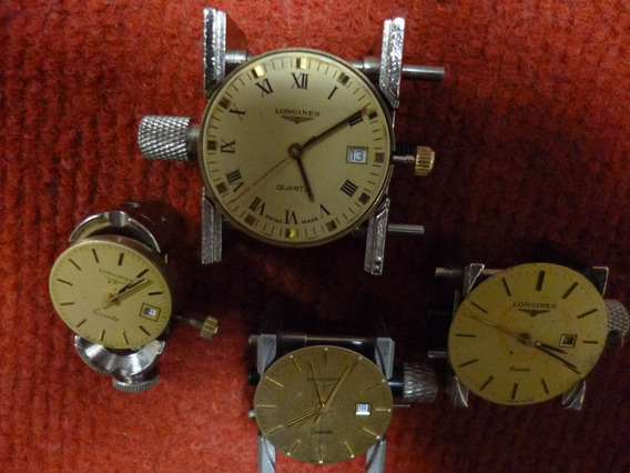 Longines, Movimentos Quarz Swiss Made, Ok