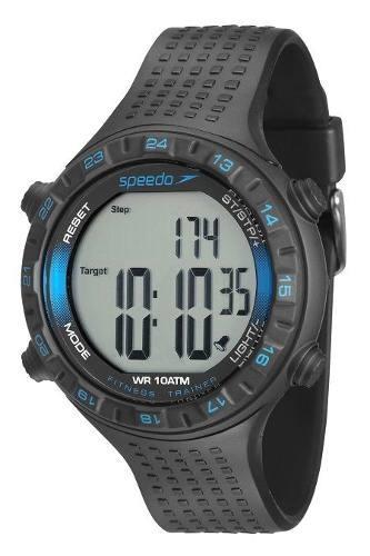 Relógio Speedo Unissex Digital Cronômetro 5 Alarmes Original