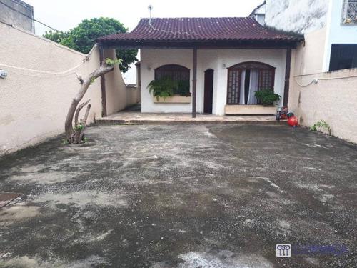 Casa Com 3 Dormitórios Para Alugar, 120 M² Por R$ 3.000,00/mês - Campo Grande - Rio De Janeiro/rj - Ca1602