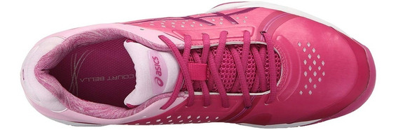 Tenis Asics Volleyball - Gel-court Bella - Para Dama