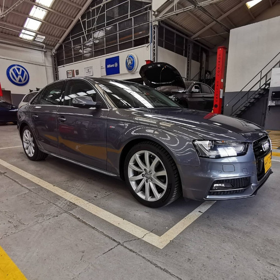 Audi A4 1.8 Turbo Aut. S-line Luxury