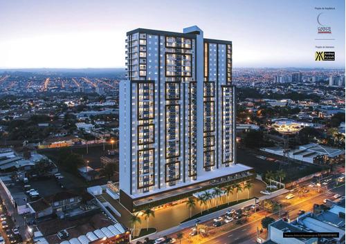 Imagem 1 de 21 de Super Lançamento Na Av. Presidente Vargas, A Nova Atração De Todos Os Olhares, Edificio Apogeo, Apartamento 2 Dormitorios 1 Suite, 66 M2, Lazer Comple - Ap02411 - 68856228