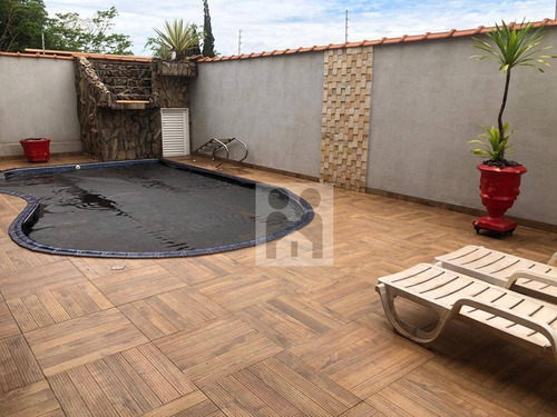 Imagem 1 de 20 de Casa Com 3 Dormitórios À Venda, 300 M² Por R$ 650.000 - Vila Monte Alegre - Ribeirão Preto/sp - Ca0414