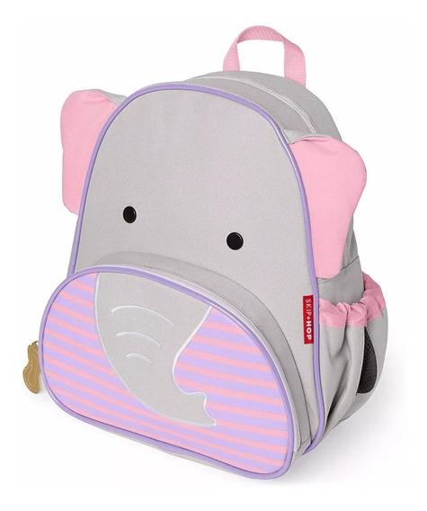 Mochila Skip Hop Elefante Infantil 100% Original 210242