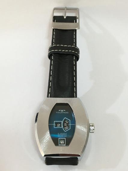 Relógio Technos Digital Automático Calibre Td1335 Conservado