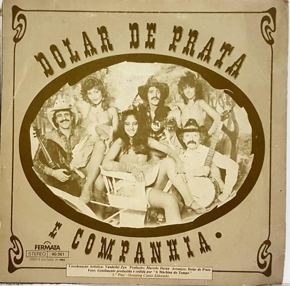 Compacto Dolar De Prata E Companhia - Baile Do Cowboy - O Du