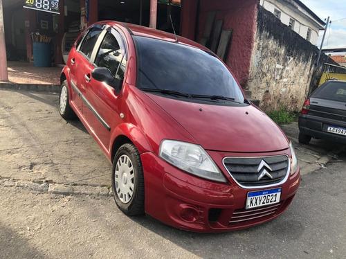 Citroën C3 2009 1.4 8v Glx Flex 5p
